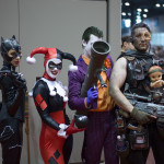 batman villains team cosplay